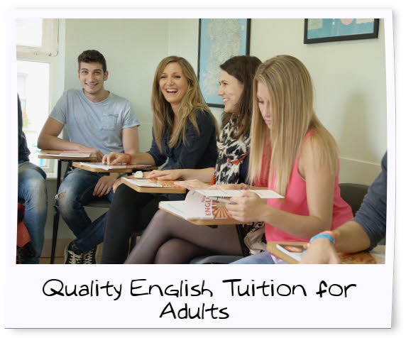 English Courses Dublin for Adults