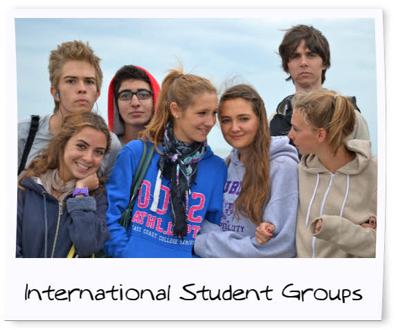 Junior English Summer Courses for Groups Ireland