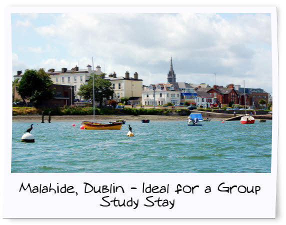 School Group Stays Ireland