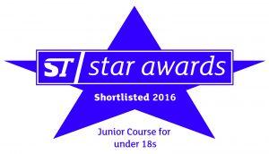 Junior English School Award 2016
