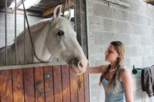 horseriding camp ireland