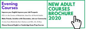 Evening Courses Dublin