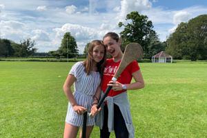 friends hurling ireland summer camp