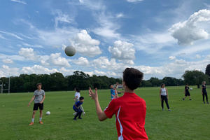 volleyball clongowes