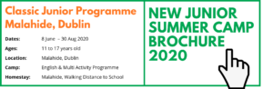 Classic Junior Programme Malahide, Dublin