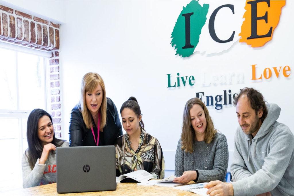 English Adult Courses Dublin