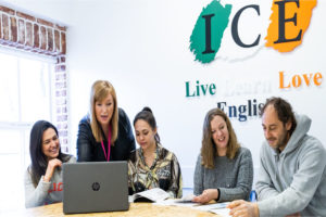 English Adult Courses Dublin