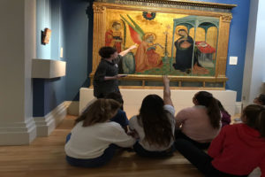 English and Activities for Teenagers Ireland Art Gallery