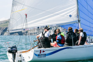 English and Sailing Ireland