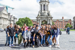 Group English School Stays Dublin