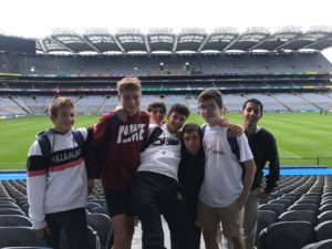 ICE Junior Activity - Croke Park 1