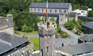 Glenstal Abbey Castle Irish College of English