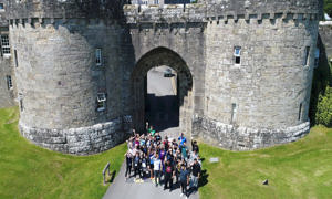Glenstal Abbey Castle Irish College of English 2