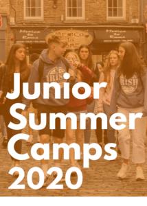 Junior Summer Camps 2020