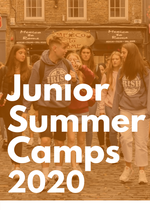Junioren-Sommercamps 2020