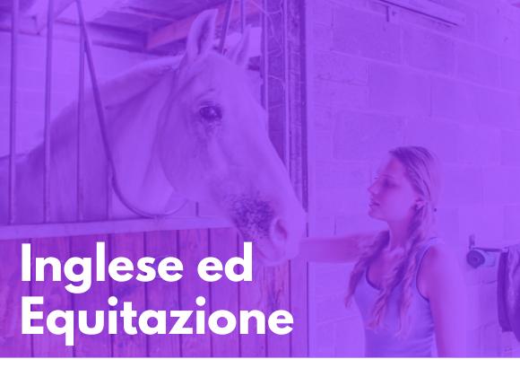 Inglese ed equitazione