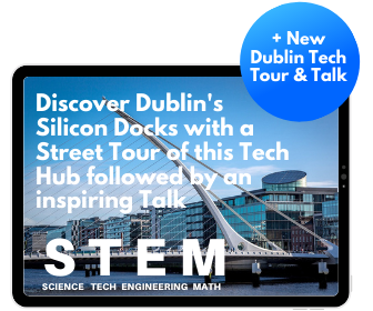 Discover Dublin's Silicon Docks with a Street Tour of this Tech Hub followed by an inspiring Talk