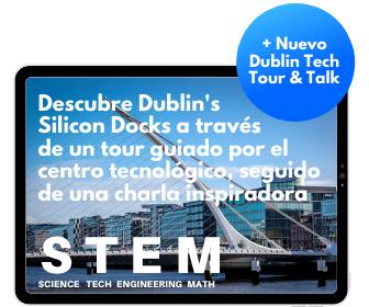 Descubre Dublin's Silicon Docks a través de un tour guiado por el centro tecnológico, seguido de una charla inspiradora