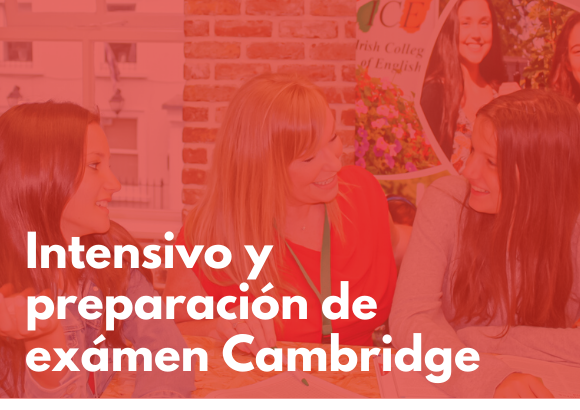 Intensive & Cambridge English Junior Summer Camps
