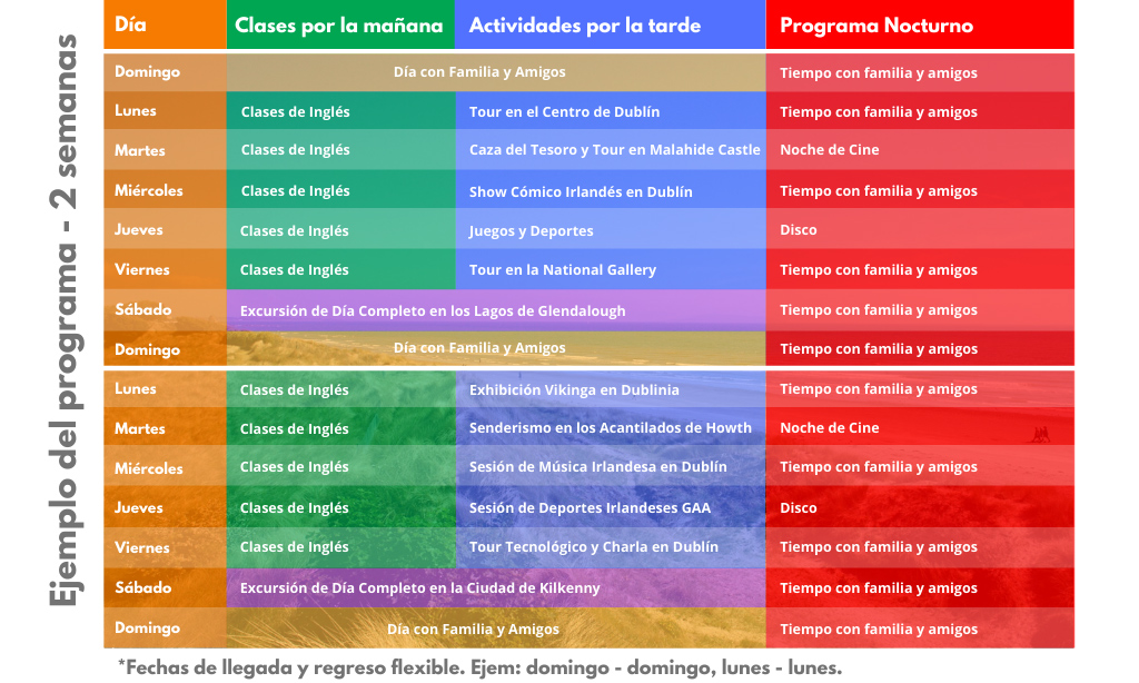 Timetable-junior-classic-programme