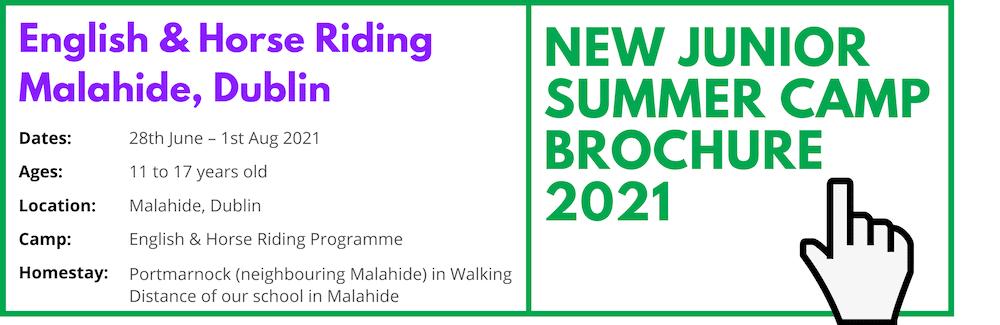 English & Horse Riding Malahide, Dublin 2021