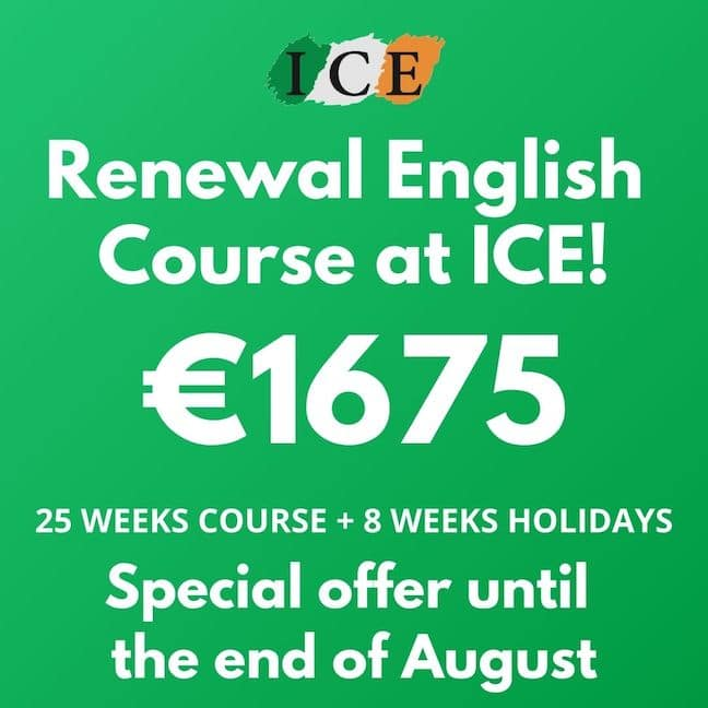 Renewal Course at ICE
