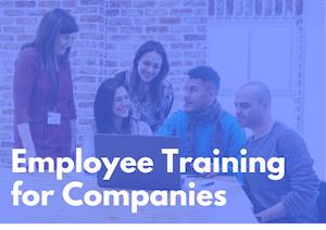 Employee Training for Companies