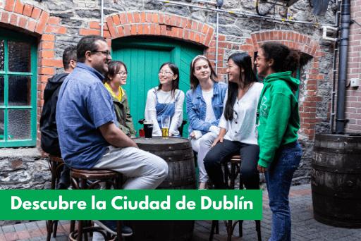 Clases de Inglés en Dublín