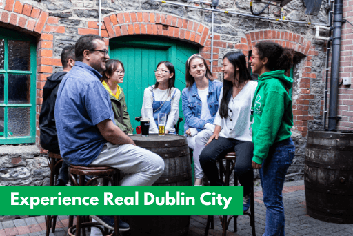 Experience Real Dublin City