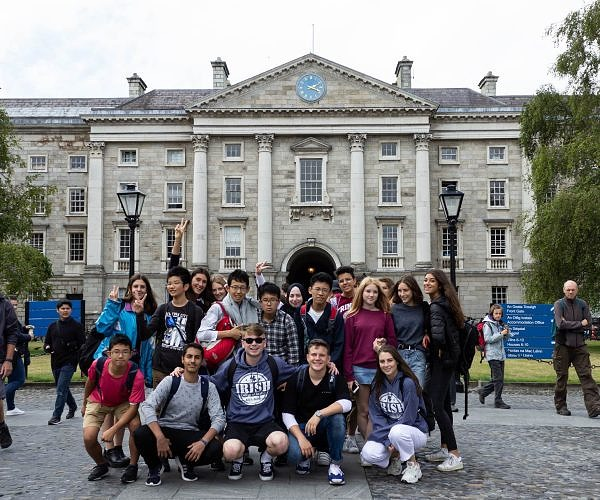Irish College of English Activities Trinity College