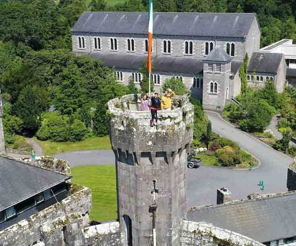 residential summer camp ireland